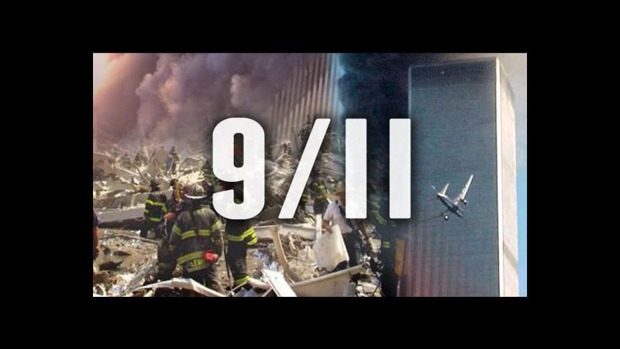 Video USA si připomínají teroristické útoky 9/11