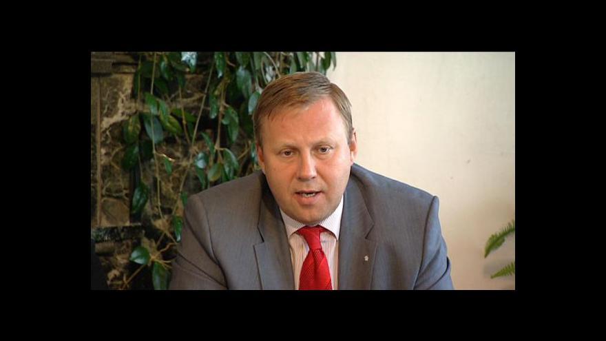 Video Brífink o řešení situace na Šluknovsku