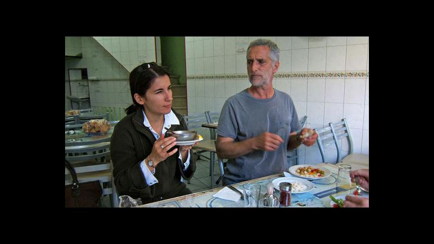 Video Rozhovor s Tomášem Hanákem a Miroslavem Čapkem