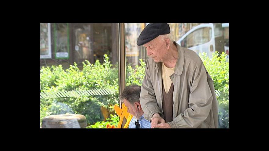 Video Změna penzí prošla sněmovnou