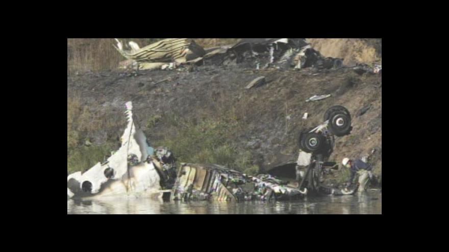 Video Pokračuje vyšetřování havárie