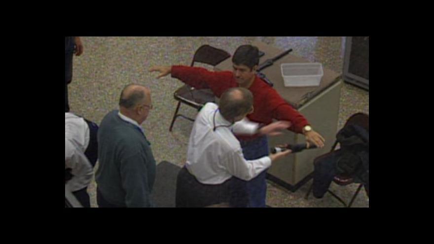 Video Letecká doprava po 11. září 2001