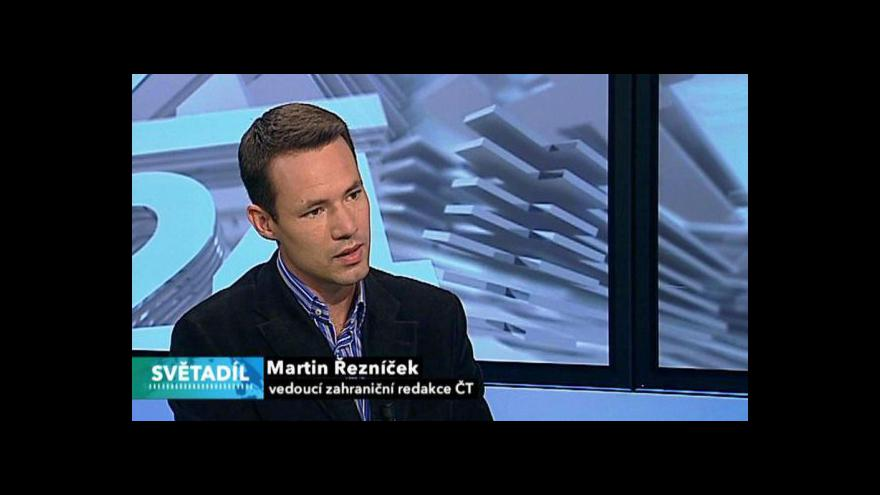 Video Rozhovor s Martinem Řezníčkem