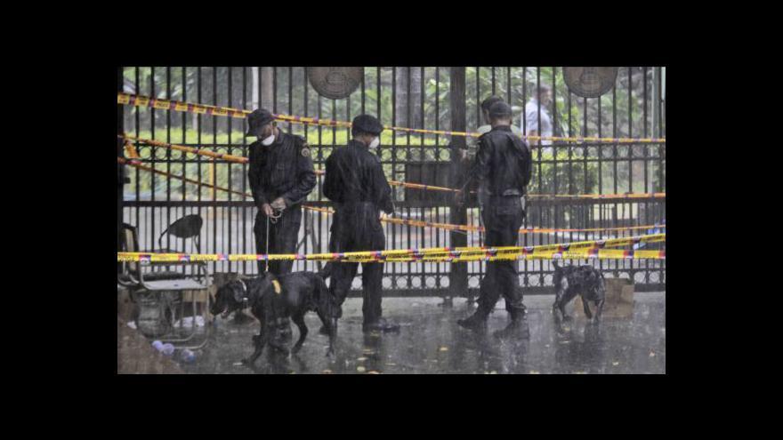 Video Výbuch v Indii zabil nejméně deset lidí
