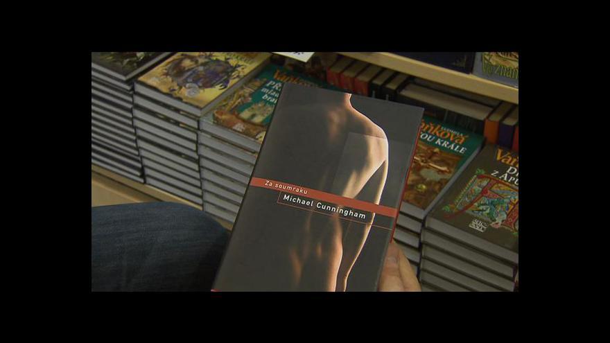 Video Tři knihy pohledem Petra Fischera