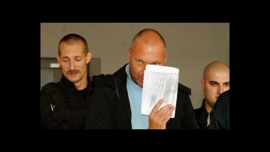 Video Vyšetřování brněnského gangu