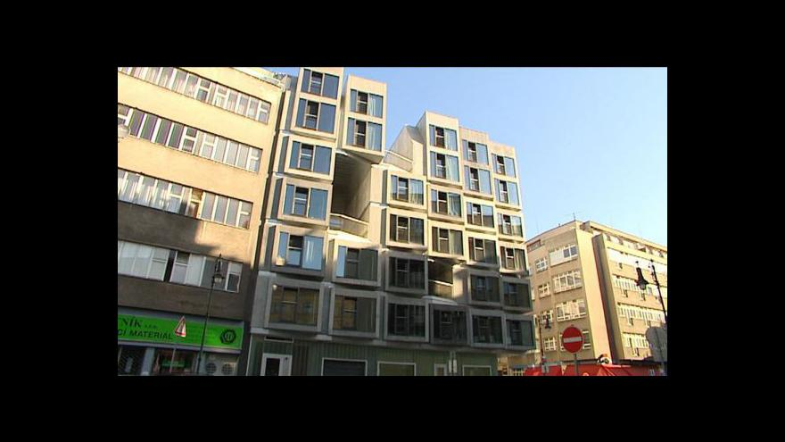 Video Rozhovor s architektem Felipem Rufinem