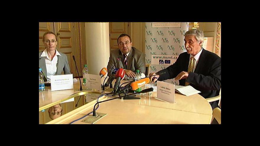 Video Brífink Josefa Dobeše a Ladislava Bátory