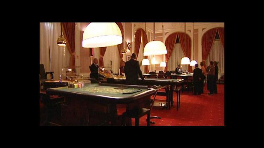 Video Studio ČT24 o odvodech z hazardu