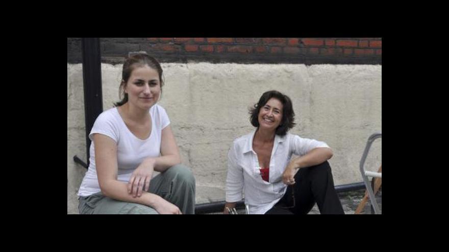 Video Rozhovor s Kateřinou Šedou