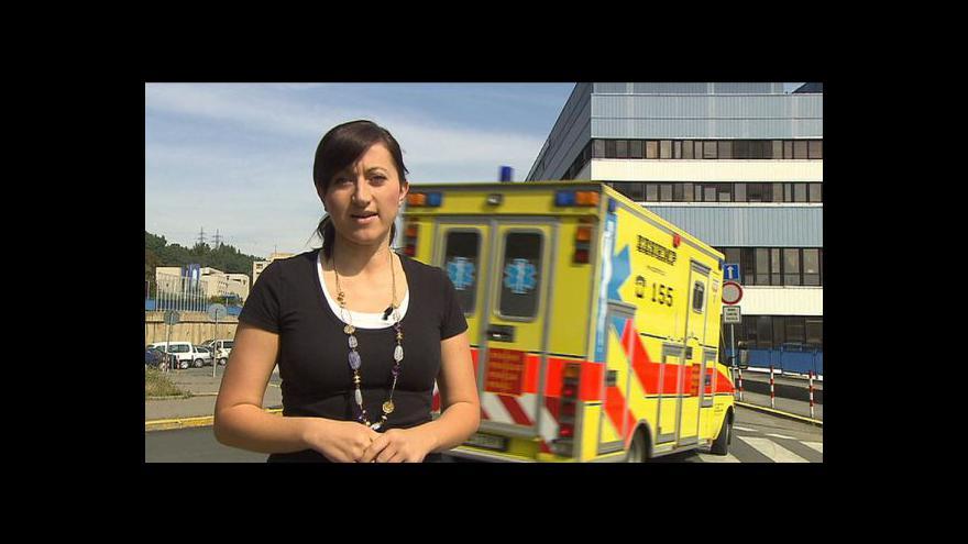 Video Reportáž Kateřiny Jírovské a Lenky Drmotové