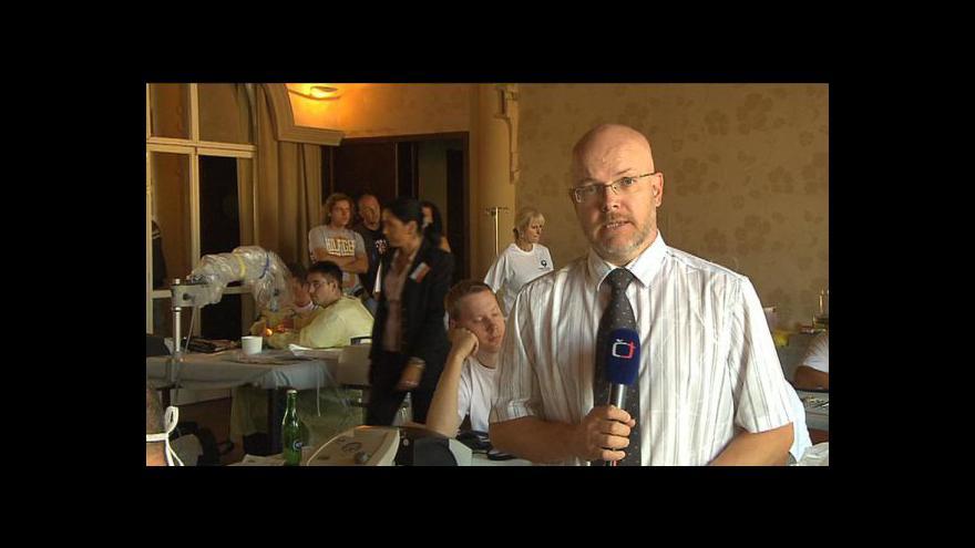 Video Reportáž Ivana Lukáše