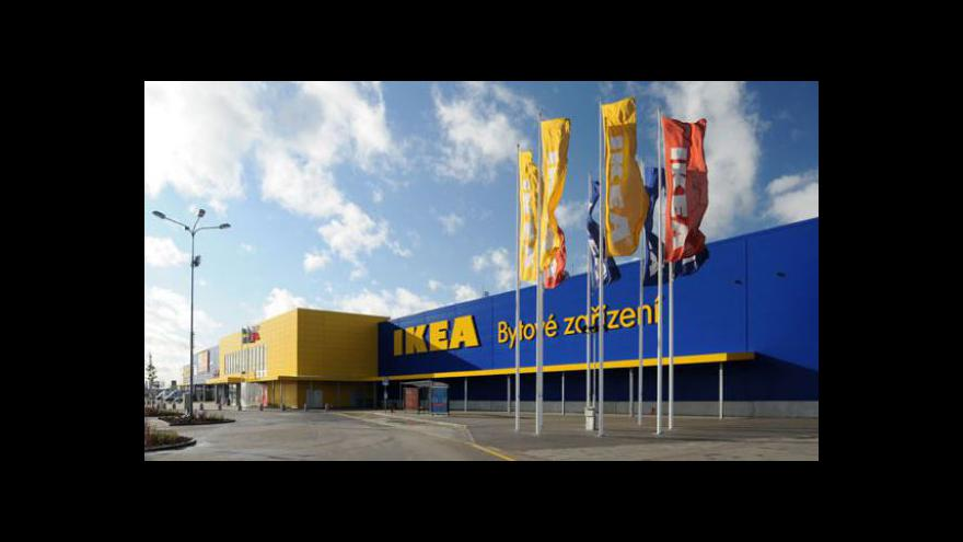 Video Rozhovor s mluvčím IKEA