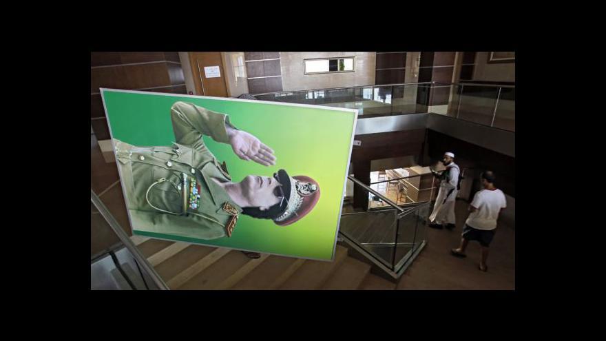 Video Událostí, komentáře - Budoucnost Libye?