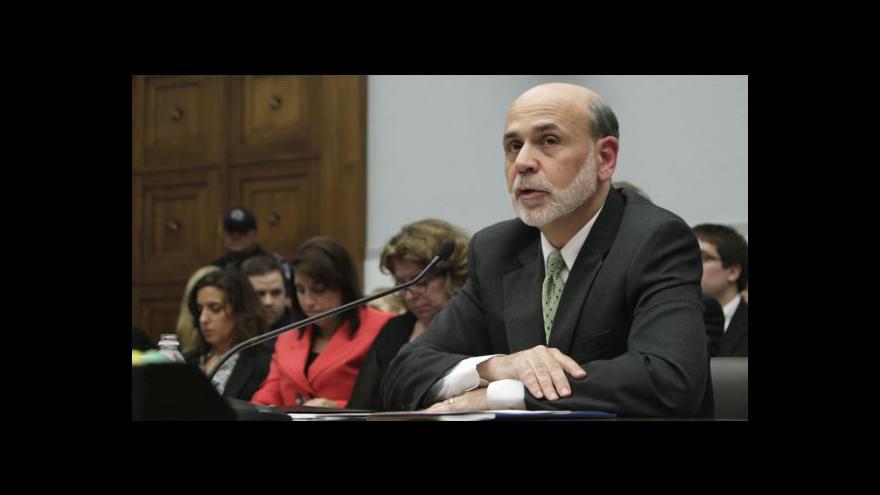 Video Fed přemýšlí o dalším nákupu dluhopisů USA