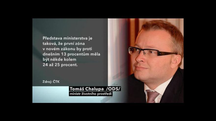 Video Plzeňský zákon o Šumavě neprošel