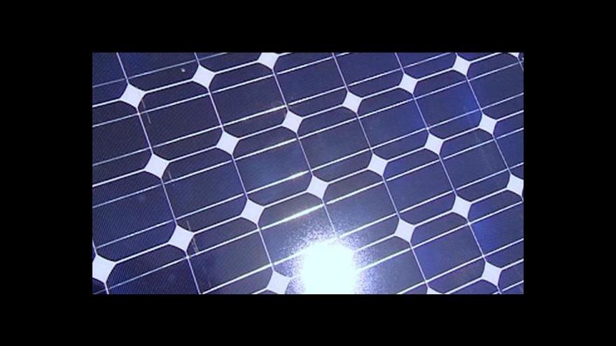 Video Belgické vlaky jezdí na solární energii