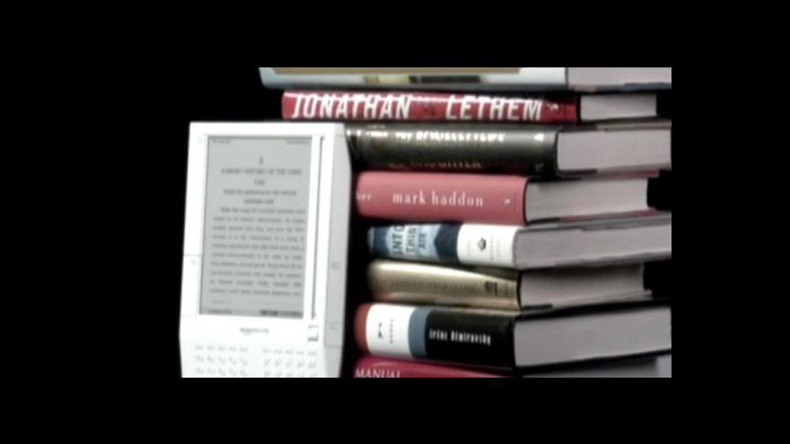 Video E-knihy přejí neznámým autorům