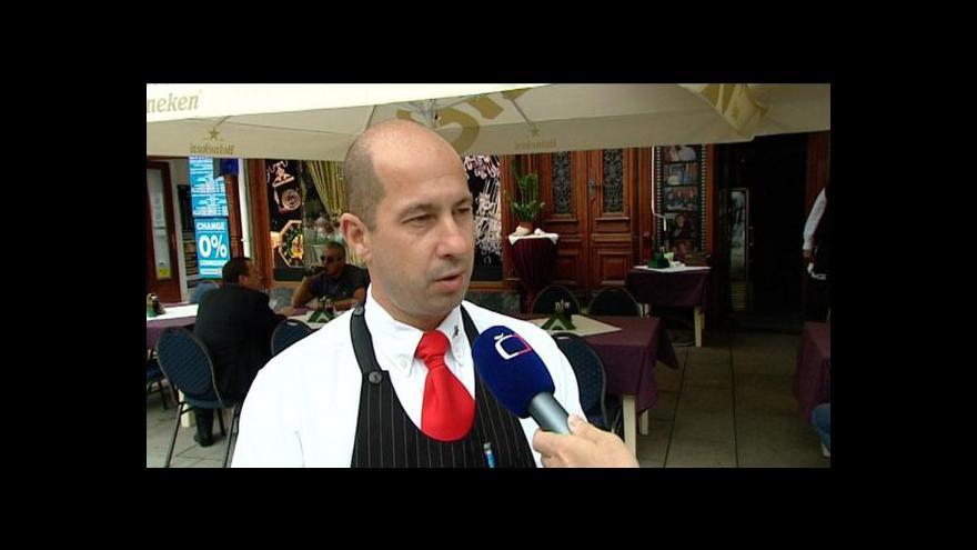 Video Reportáž Milana Bruštíka