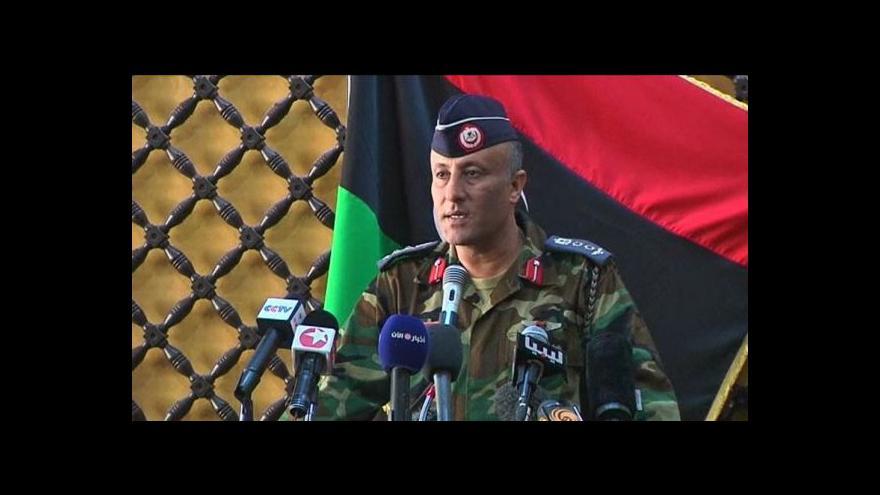 Video Následky války v Libyji tvrdě dopadají na členy Kaddáfího rodiny