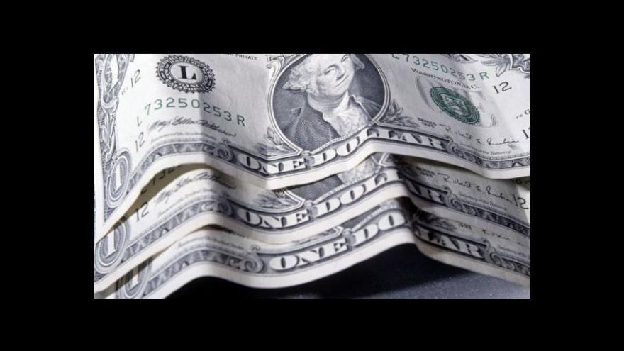 Video Americká ekonomika se nevzmáhá