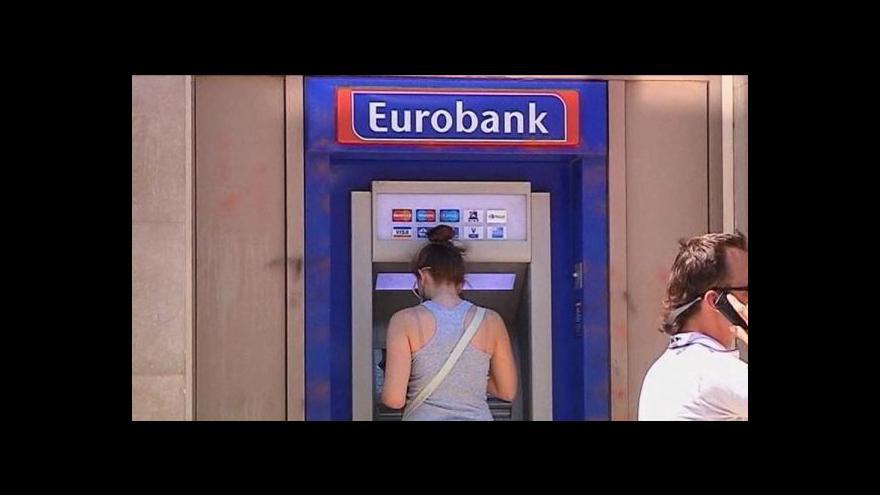 Video Evropské banky propouštějí