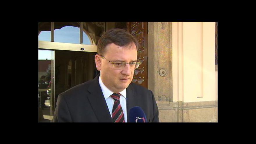 Video VV svolávají koaliční schůzi kvůli reformám