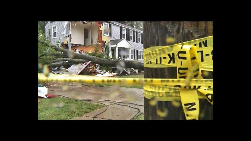 Video Hurikán Irene si vyžádal už 10 životů