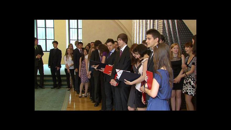 Video Reportáž Olgy Málkové a Štěpánky Martanové