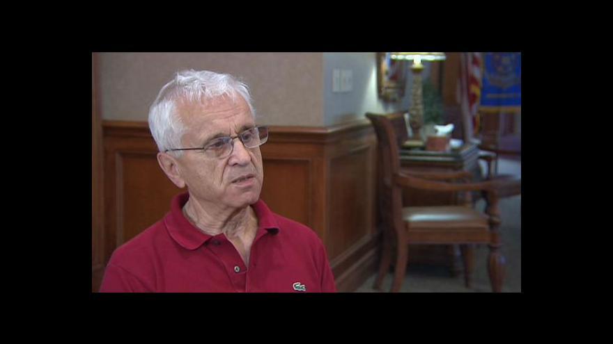 Video Rozhovor s Josefem Mašínem
