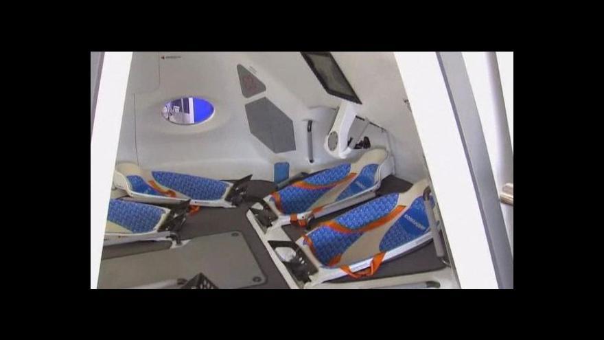 Video Vesmírný hotel