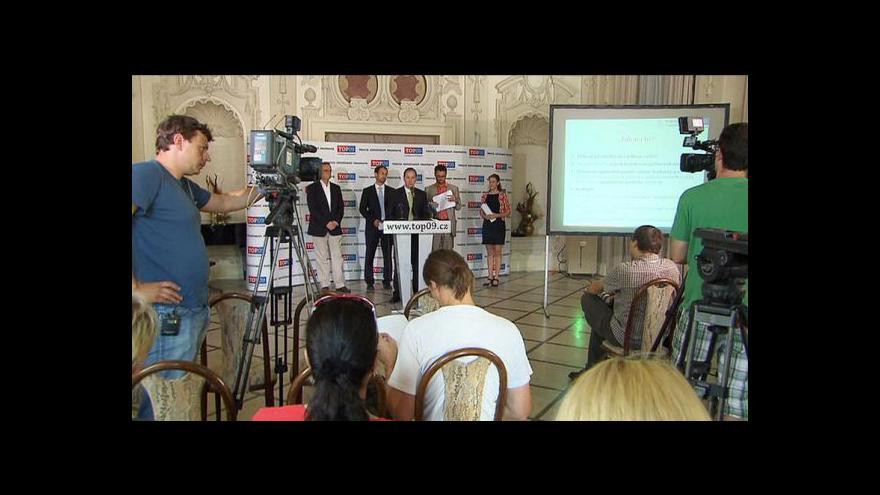Video Reportáž Olgy Málkové a Jany Čermákové