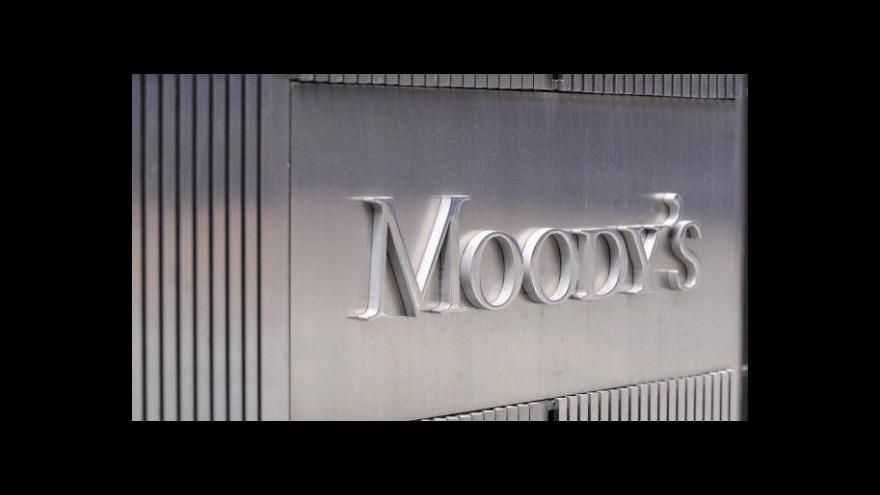 Video Moody's má obavy o Řecko