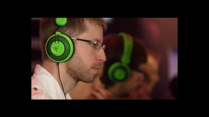 Video Ekonomika 24 o počítačových hrách