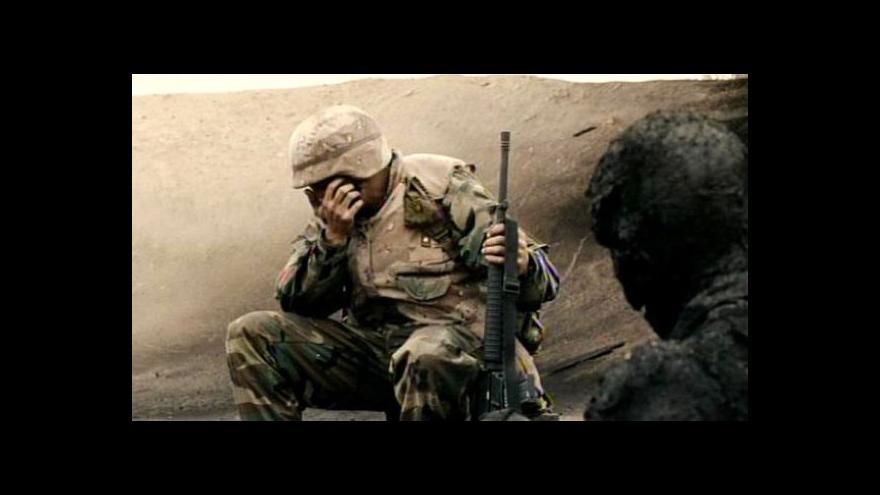 Video Irák projedná přítomnost americké armády v zemi