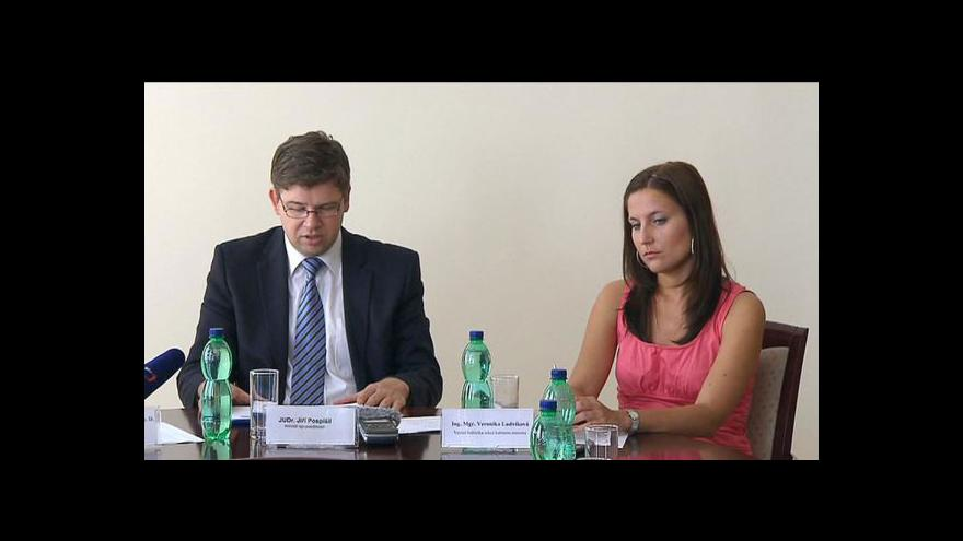 Video Brífink Jiřího Pospíšila