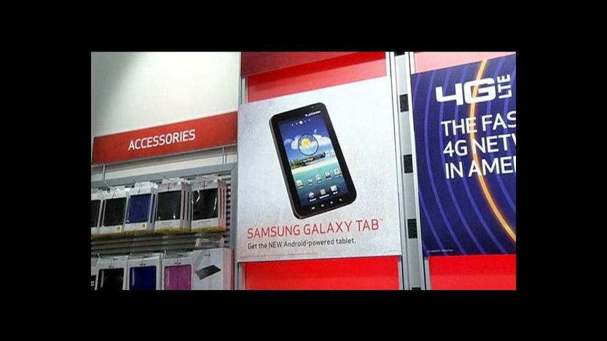 Video Tablety Galaxy se mohou vrátit do Evropy