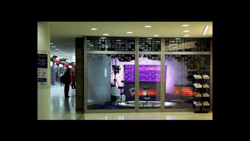Video Highlight a Studio Burza ČT24