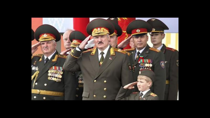 Video Události komentáře o Bělorusku