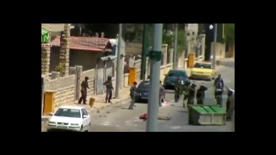 Video Spojené státy chtějí další sankce proti Sýrii