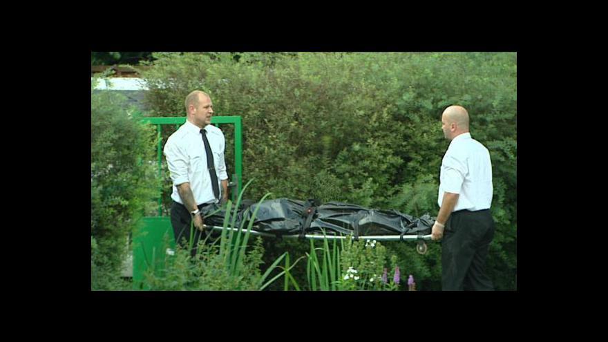 Video V Mukařově zabíjel neznámý vrah