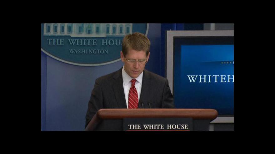 Video USA uvalují sankce už i na finanční sektor Sýrie