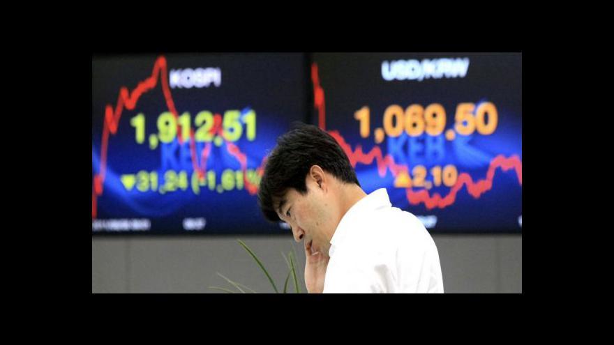Video Neklidné trhy