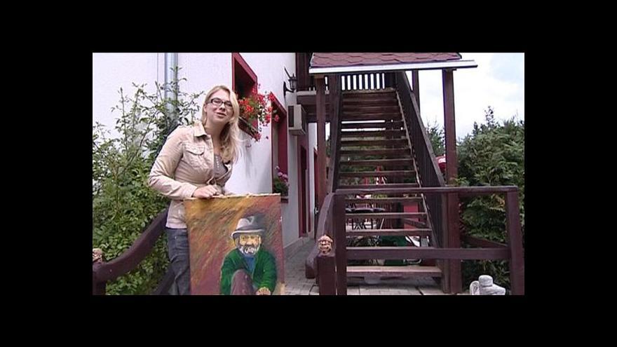Video Reportáž Barbory Straňákové