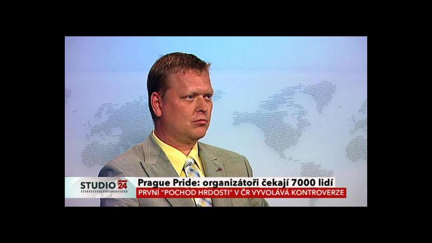 Video Rozhovor s Pavlem Bělobrádkem