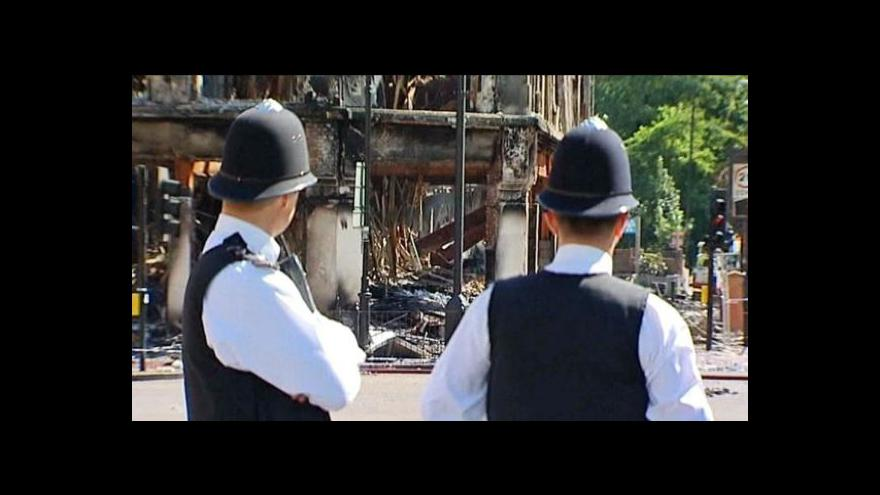 Video Násilí se rozšířilo do dalších londýnských čtvrtí