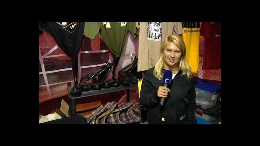 Video Reportáž Gabriely Ulvrové