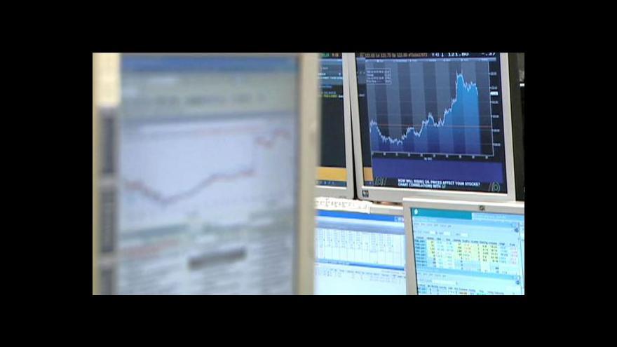 Video Výprodej na světových burzách a reakce politiků