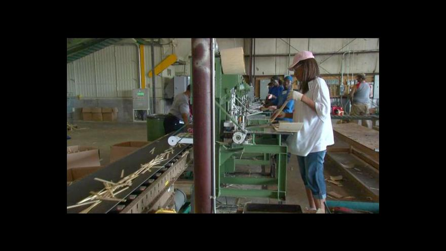 Video Hůlky made in USA