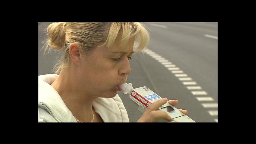 Video Reportáž Edity Valentové a Richarda Samka